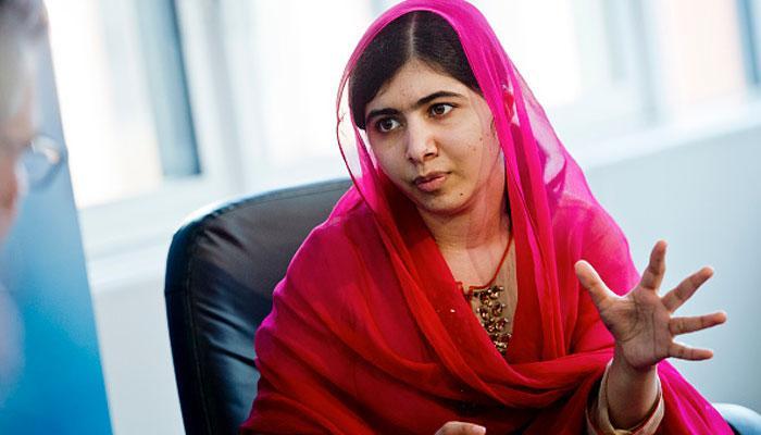 मलाला यूसुफजई को संयुक्त राष्ट्र शांति दूत के लिए चुना गया