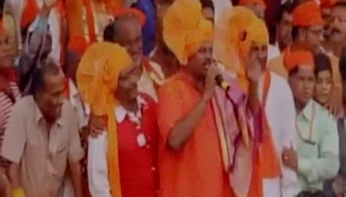 भाजपा विधायक के विवादित बोल, कहा- राम मंदिर का विरोध करने वालों के सिर काट देंगे