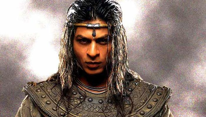 'बाहुबली' से कहीं ज्यादा भव्य 'महाभारत' बनाना है शाहरुख का सपना