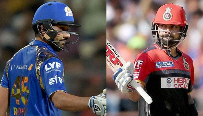 IPL 10, MI vs RCB : बद्री की हैट्रिक पर पोलार्ड की पारी पड़ी भारी, मुंबई 4 विकेट से जीता