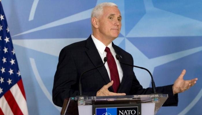 तनाव के बीच अमेरिकी उप-राष्ट्रपति ने कहा, उत्तर कोरिया के साथ 'सभी विकल्प खुले हैं'