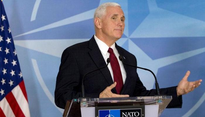 उत्तर कोरिया की मिसाइल टेस्ट की धमकी, माइक पेंस ने दिया जापान को सुरक्षा का भरोसा