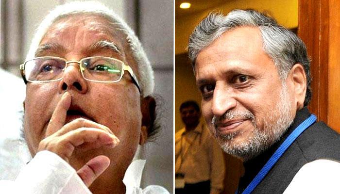 सुशील मोदी का आरोप, 'लालू के परिवार ने दिल्ली में 115 करोड़ रूपये की सम्पति अर्जित की'