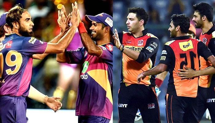 RPS vs SRH : धोनी की तूफानी पारी की बदौलत पुणे ने हैदराबाद को 6 विकेट से हराया