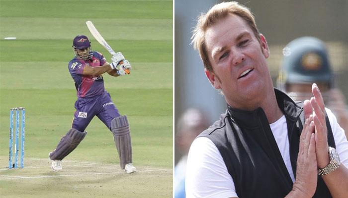 शेन वार्न की IPL टीम के कप्तान बने धोनी, रैना को नहीं मिली जगह