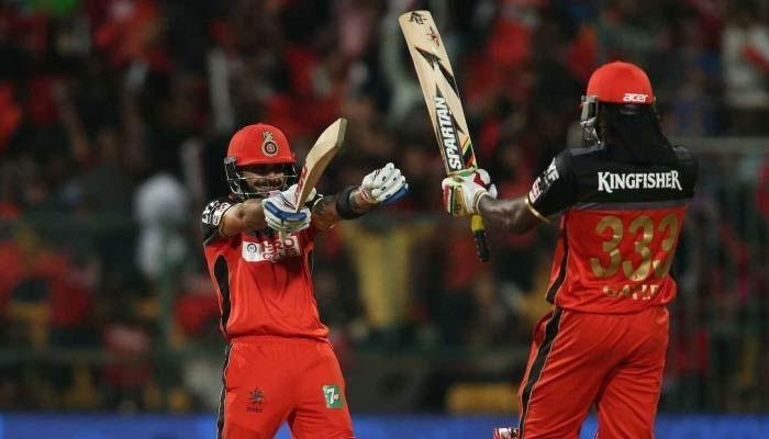 IPL 10 : 'कोहली-गेल खेल के मैदान में ऐसे उतरते हैं जैसे किसी जंग के मैदान में सैनिक'