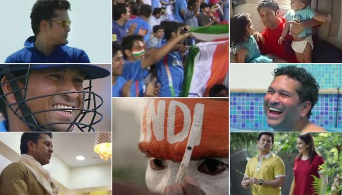 VIDEO : सचिन-ए बिलियन ड्रीम्स के गाने 'हिंद मेरी जिंद' में देखिए सचिन का सफर