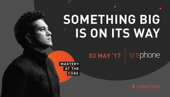 3 मई को लॉन्च होगा SRT स्मार्टफोन, सचिन तेंदुलकर से है खास कनेक्शन