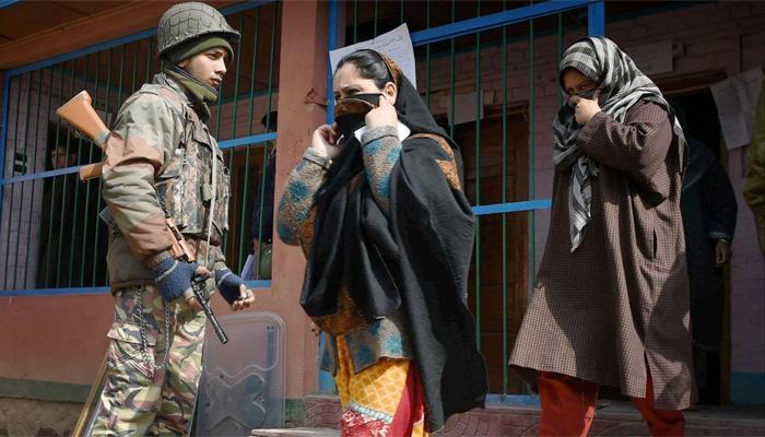 कश्मीर के अनंतनाग लोकसभा सीट पर उप-चुनाव रद्द