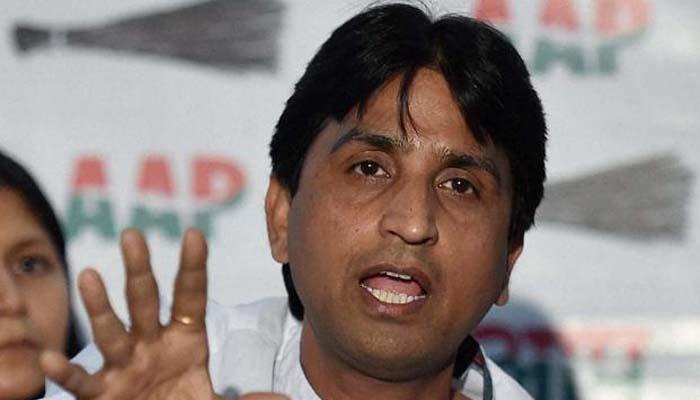 आम आदमी पार्टी टूट के कगार पर!, कुमार विश्वास छोड़ सकते हैं पार्टी