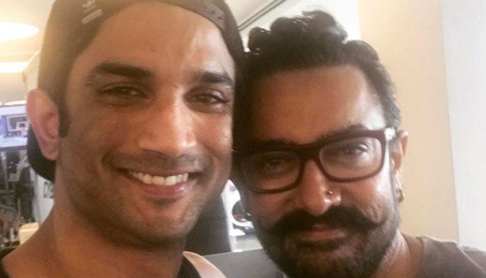नोजपिन पहने नजर आए आमिर खान, क्या छिदवा ली है नाक?