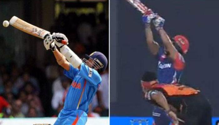 VIDEO : कप्तान करुण नायर ने लगाया ऐसा शॉट, फैंस को याद आए सचिन तेंदुलकर