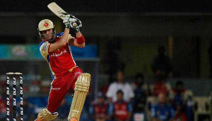 IPL 10: डिविलियर्स को उम्मीद जीत के साथ सीज़न का अंत करेगी बेंगलुरु