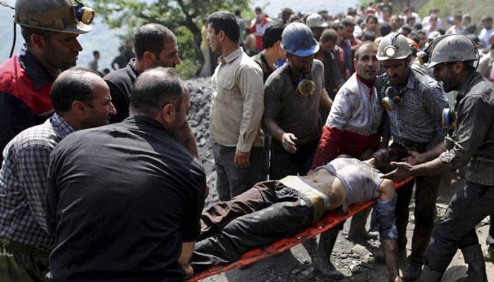 ईरान में खदान विस्फोट में 35 की मौत, मिथेन गैस की वजह से हुआ धमाका