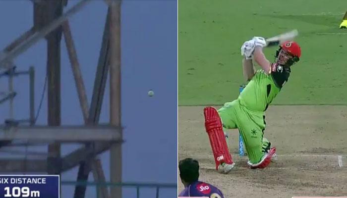 हेड ने धोनी को 'पछाड़ा', जड़ा IPL-10 का सबसे लंबा सिक्सर, WATCH VIDEO