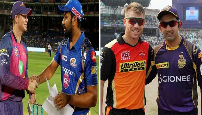 ये हैं IPL-10 की चार अंतिम टीमें, जाने कब और कहां होगा मुकाबला