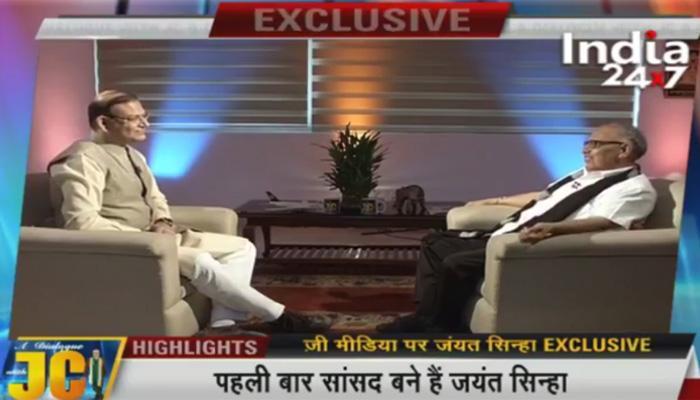 मोदी सरकार में मुनाफ़ा दे रही है एयर इंडिया, 'नो फ्लाई लिस्ट' पूरे विश्व में अद्भुत: जयंत सिन्हा