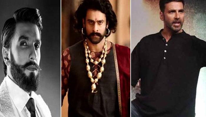 बॉलीवुड के 'खिलाड़ी' और 'बाजीराव' ने देखी 'बाहुबली 2', राजामौली ने कहा- Thank You Sir