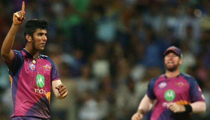 IPL 10 : 17 साल के वाशिंगटन सुंदर बने सबसे कम उम्र में मैन ऑफ द मैच, VIDEO में देखिए कैसे बने रिकॉर्ड