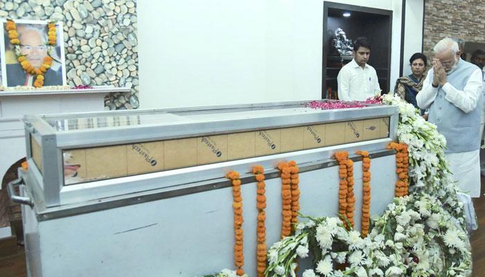नहीं रहे भाजपा के रणनीतिकार अनिल माधव दवे, दिग्विजय सिंह को किया था सत्ता से बाहर