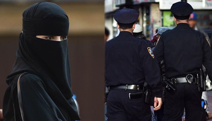 अमेरिका: एक मुस्लिम लड़की पर लड़के ने थूका, हिजाब खींचने का भी किया प्रयास