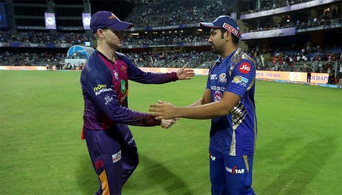 IPL 10 FINAL : भारतीय कप्तान को हराकर चैंपियन बनता है ऑस्ट्रेलियाई कप्तान!
