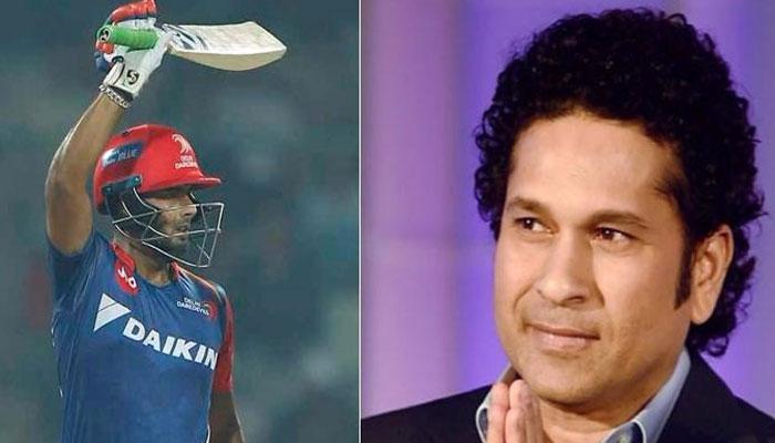 मुंबई ने जीता IPL 10 का खिताब, लेकिन सचिन तेंदुलकर हुए दिल्ली के इस खिलाड़ी के 'दीवाने'