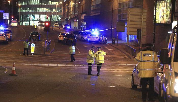 ब्रिटेन के मैनचेस्टर आतंकी हमले की दुनियाभर में निंदा