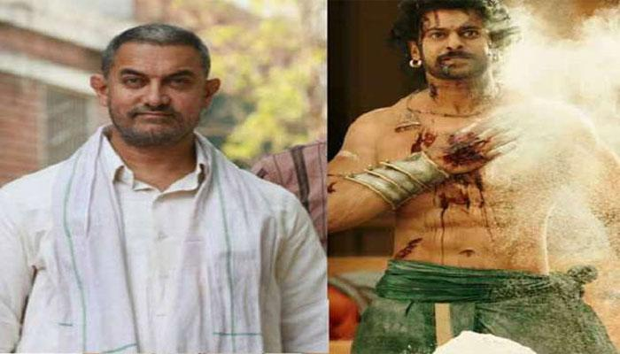 जानिए 'दंगल' की 'बाहुबली 2' से तुलना करने पर क्या बोले आमिर खान
