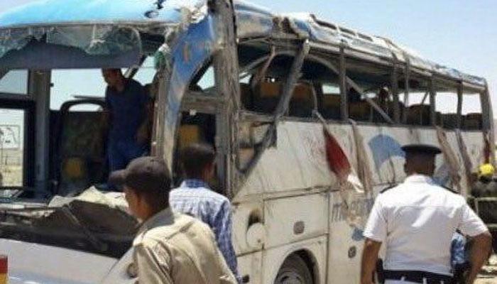 मिस्र: काहिरा से मौनेस्ट्री जा रही बस पर हमला, 28 कॉप्टिक ईसाइयों की मौत