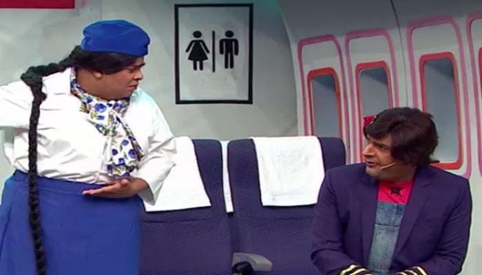 VIDEO : सुनील से फ्लाइट में हुए झगड़े पर कपिल शर्मा ने ली चुटकी