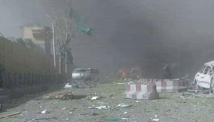 काबुल में आत्मघाती फ़िदायीन हमले में 90 की मौत, 400 से ज़्यादा घायल