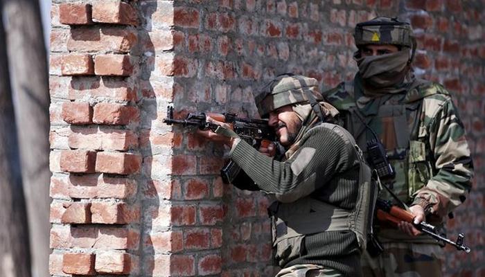 सेना ने कश्मीर में नाकाम की घुसपैठ की कोशिश, माछिल में चार आतंकियों को किया ढेर