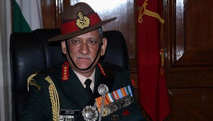 सेना प्रमुख बोले- भारतीय सेना पाक, चीन और अंदरूनी दुश्मनों से लड़ने को तैयार है