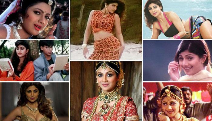 जन्मदिन विशेष : अपने ठुमको से सिर्फ यूपी-बिहार नहीं, पूरी दुनिया का दिल जीत चुकी हैं शिल्पा शेट्टी