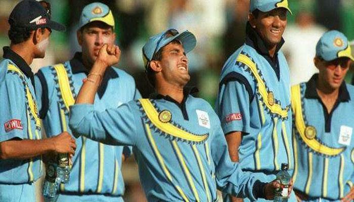 VIDEO : 'दादा' की शानदार पारी से चैंपियंस ट्रॉफी 2000 में दक्षिण अफ्रीका 95 रनों से हारी