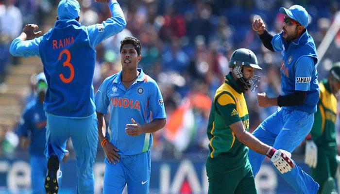 VIDEO : जब दक्षिण अफ्रीका के खिलाफ धवन के शतक से 'शिखर' पर पहुंची थी टीम इंडिया