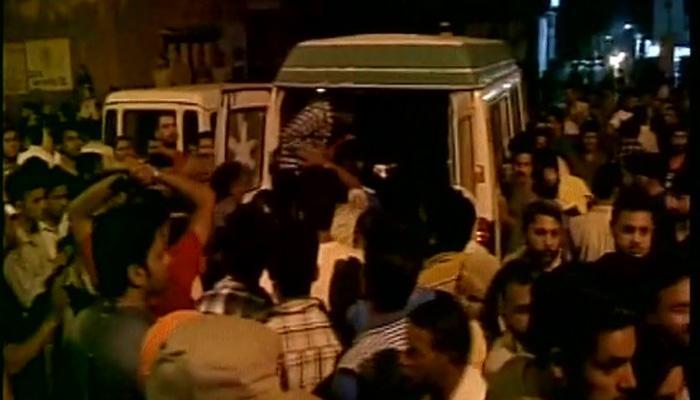 श्रीनगरः CRPF कैंप पर आतंकियों ने फेंका ग्रेनेड, 3 पुलिसकर्मी और CRPF जवान घायल