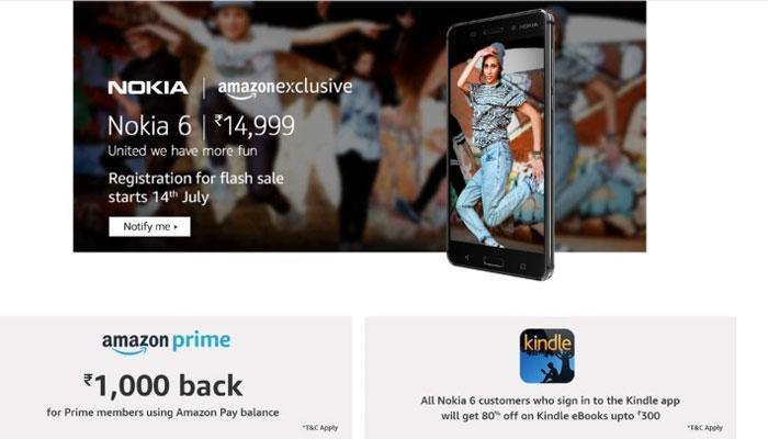 एंड्रॉयड स्मार्टफोन के साथ Nokia की भारतीय बाजार में वापसी, जानिए कितने में मिलेगा फोन ?