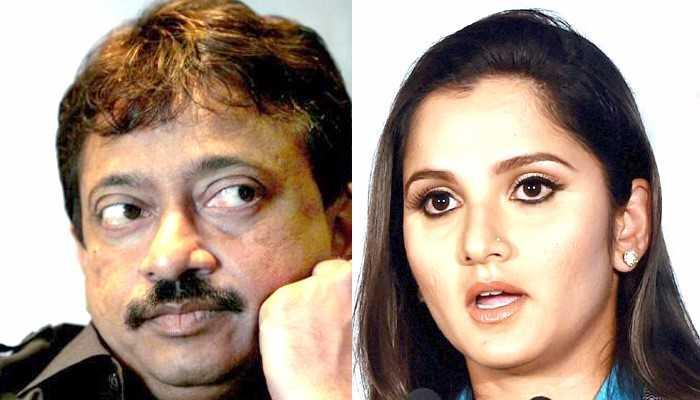 राम गोपाल वर्मा ने पोस्ट की सानिया मिर्जा की ऐसी PHOTO,फैंस ने लगाई जमकर फटकार!