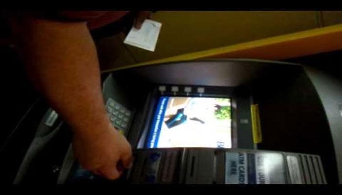 जम्मू-कश्मीर: श्रीनगर के पास 5 लाख रुपए से अधिक की नकदी से भरा ATM चोरी