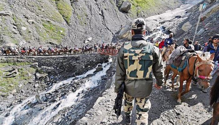 अमरनाथ यात्रा के दौरान सुरक्षा के पुख्ता इंतजाम, तैनात होंगे 30 हजार सुरक्षाकर्मी