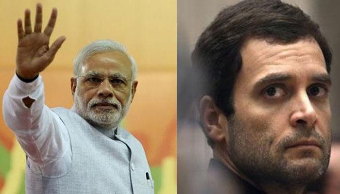 कांग्रेस उपाध्यक्ष राहुल गांधी के बर्थडे पर पीएम मोदी ने दी बधाई
