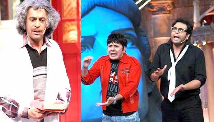 कृष्ण अभिषेक को मिलेगा सुदेश लाहिरी का साथ, सुनील ग्रोवर के जुड़ने पर सस्पेंस!