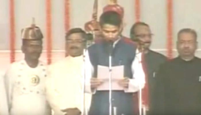 ...जब रामनाथ कोविंद ने लालू के बेटे की शपथ को बीच में रोक दिया था!- See Video
