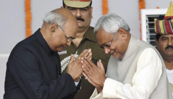 राष्ट्रपति चुनाव :  जेडीयू ने रामनाथ कोविंद को समर्थन देने का ऐलान किया