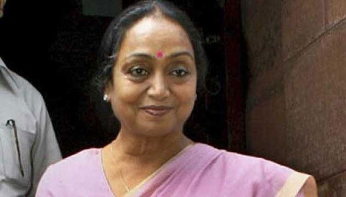 राष्ट्रपति चुनाव: अहम बैठक के पहले विपक्ष में दरार, सोनिया से मिलीं मीरा कुमार