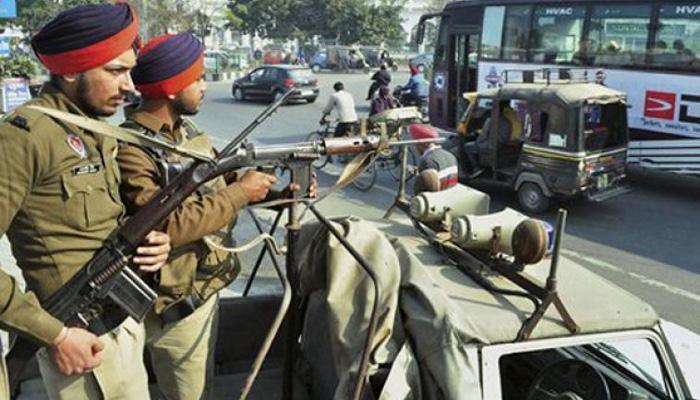 आतंकवादी खतरे के बाद पठानकोट, गुरदासपुर हाई अलर्ट पर
