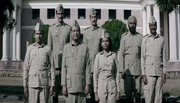 VIDEO : राग देश टीजर रिलीज, फिल्म में एक साथ दिखेगी देशभक्ति और विद्रोह