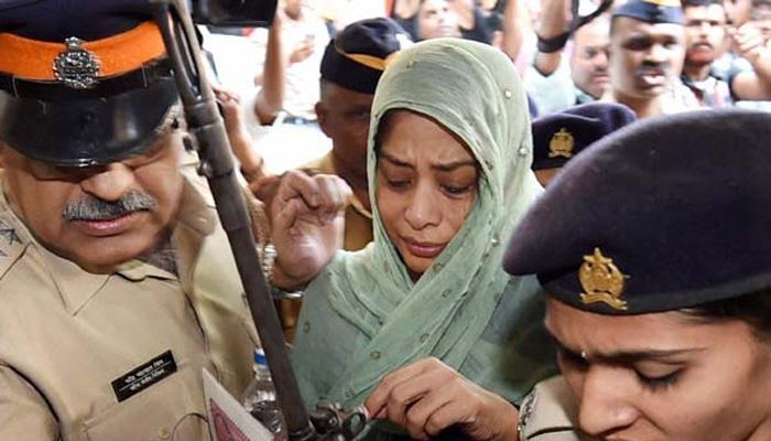 इंद्राणी मुखर्जी पर जेल में दंगा फैलाने का आरोप, केस दर्ज
